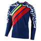 YOUTH SPRINT JERSEY SECA 2.0 NAVY / RED