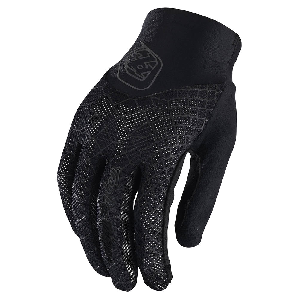 WOMENS ACE 2.0 GLOVE SNAKE BLACK
