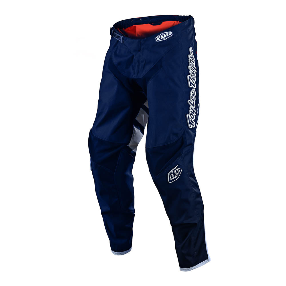 YOUTH GP PANT DRIFT NAVY / ORANGE