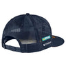 SNAPBACK HAT 2020 TLD KTM TEAM NAVY