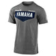 SHORT SLEEVE TEE TLD YAMAHA L4 ASH HEATHER