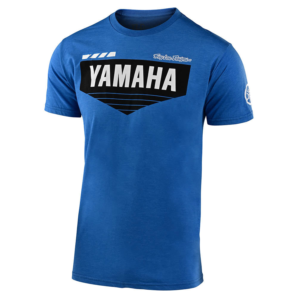 YOUTH SHORT SLEEVE TEE TLD YAMAHA L4 ROYAL