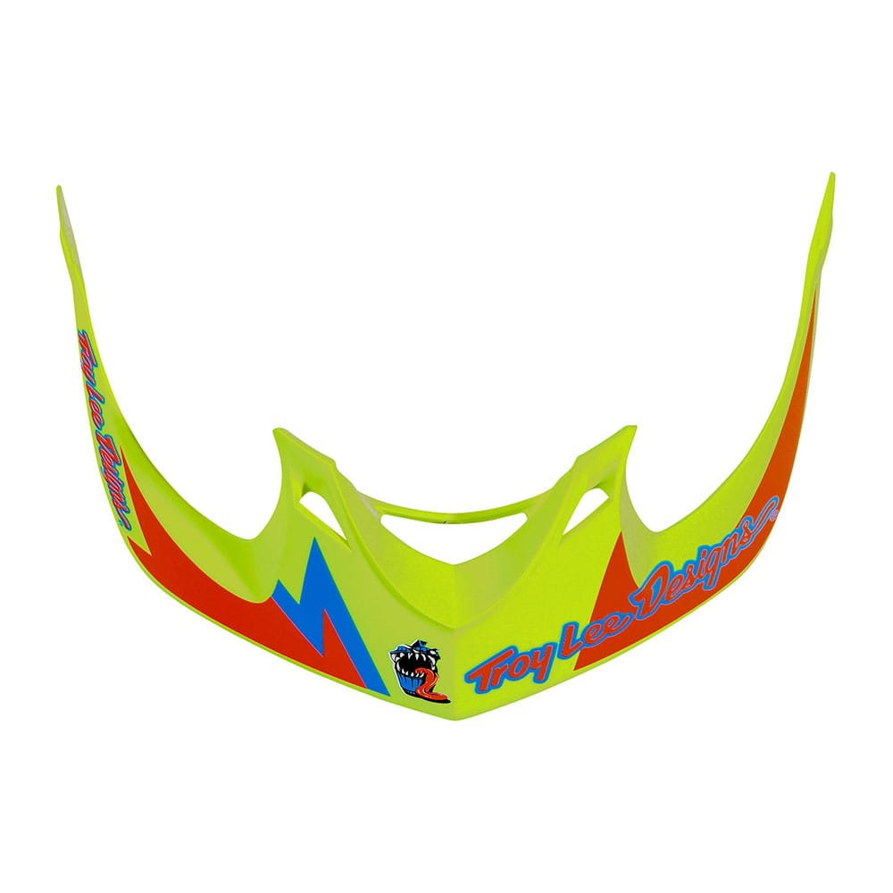 A1 VISOR VERTIGO YELLOW