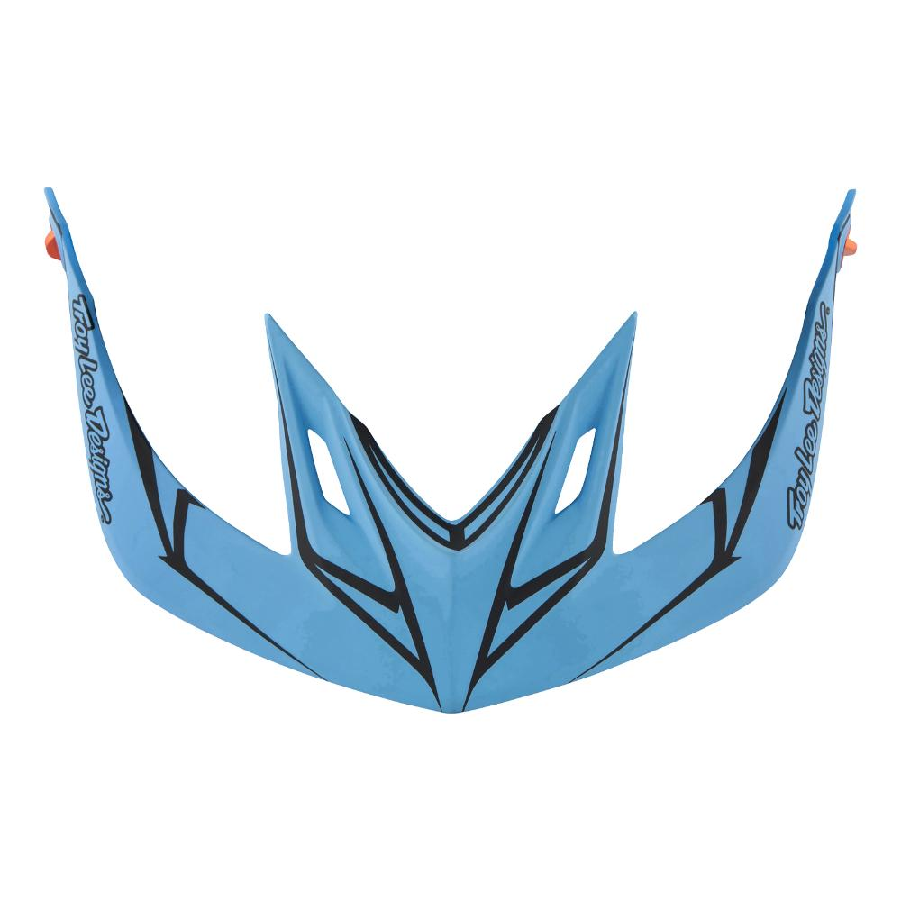 A2 VISOR PINSTRIPE RED / BLUE