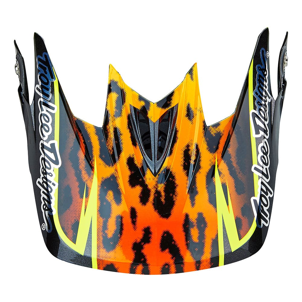 D3 VISOR SPEEDA YELLOW