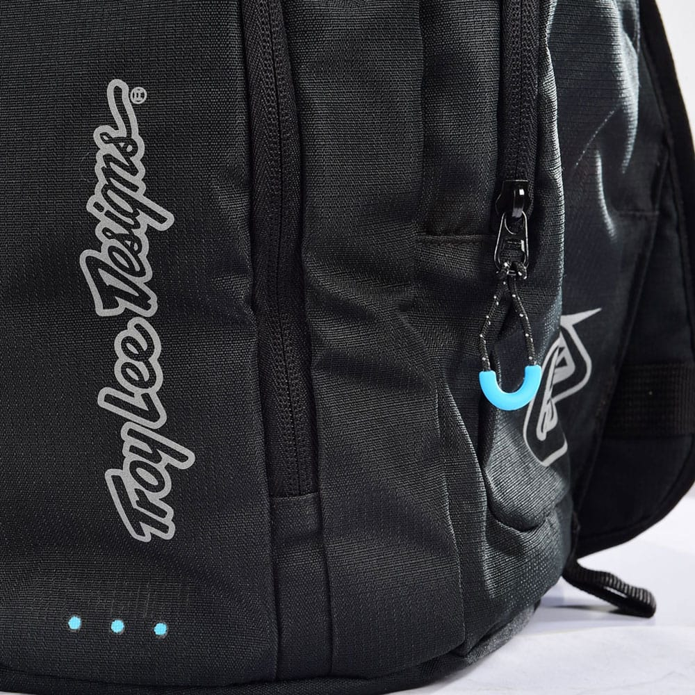 GENESIS BACK PACK SOLID BLACK