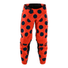 GP AIR PANT POLKA DOT ORANGE / NAVY