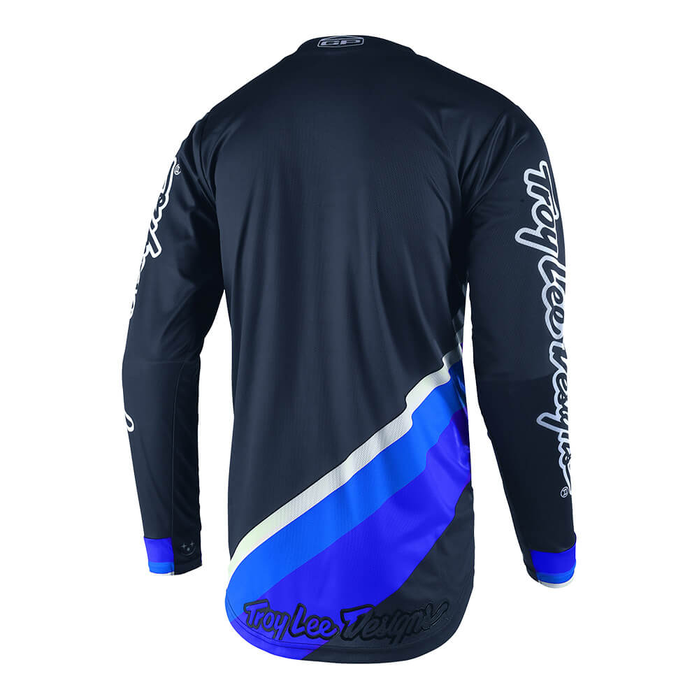 YOUTH GP AIR JERSEY PRISMA 2 NAVY