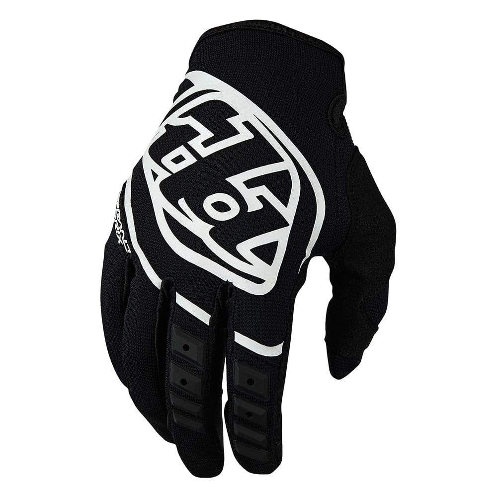 YOUTH GP GLOVE SOLID BLACK