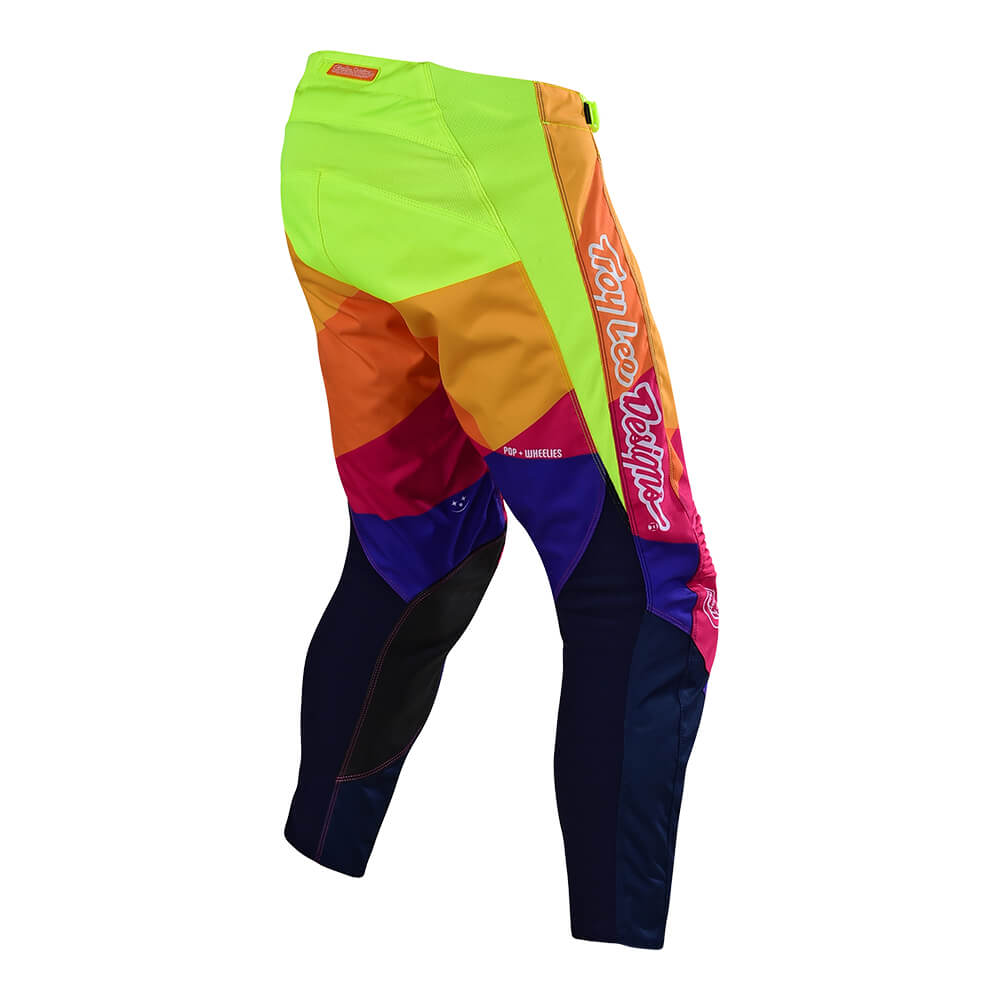 YOUTH GP PANT JET YELLOW / NAVY