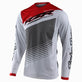 GP JERSEY TLD POLARIS RZR WHITE / RED