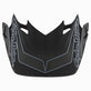 SE4 VISOR TLD POLARIS RZR BLACK
