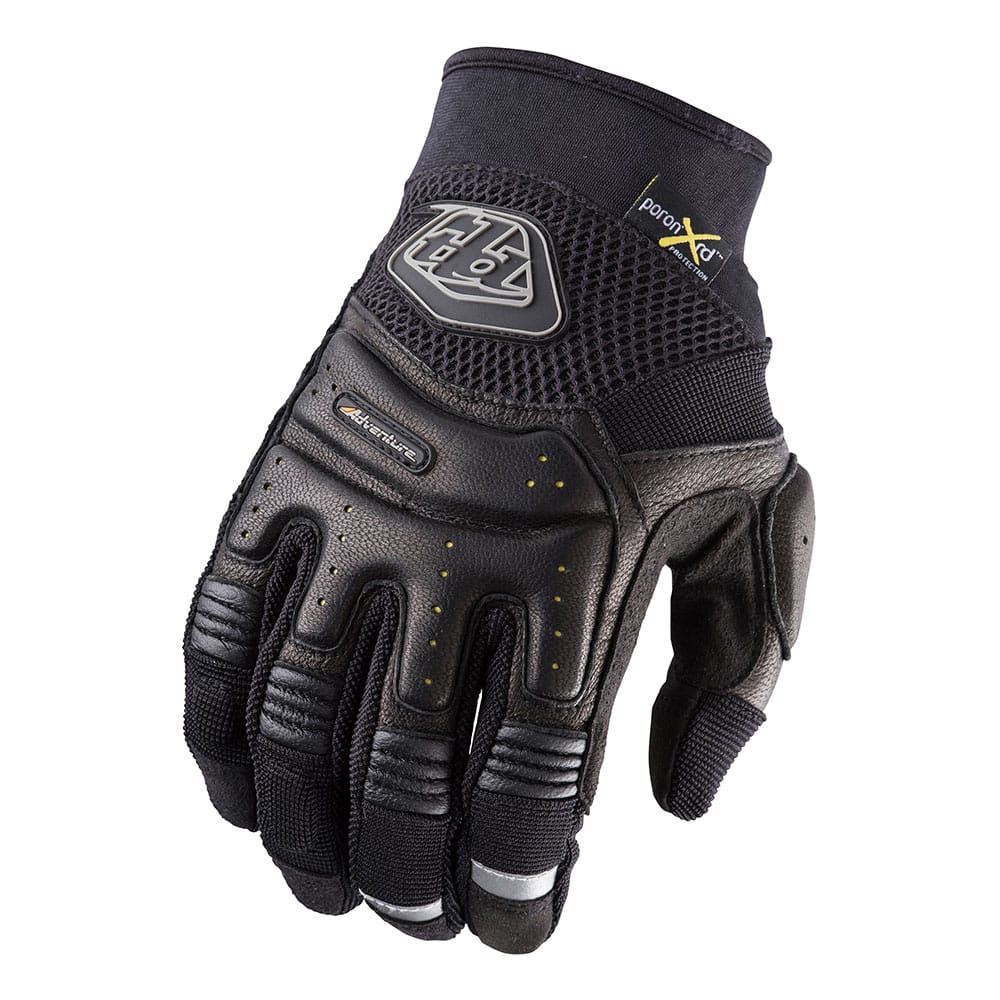 RADIUS GLOVE SOLID BLACK