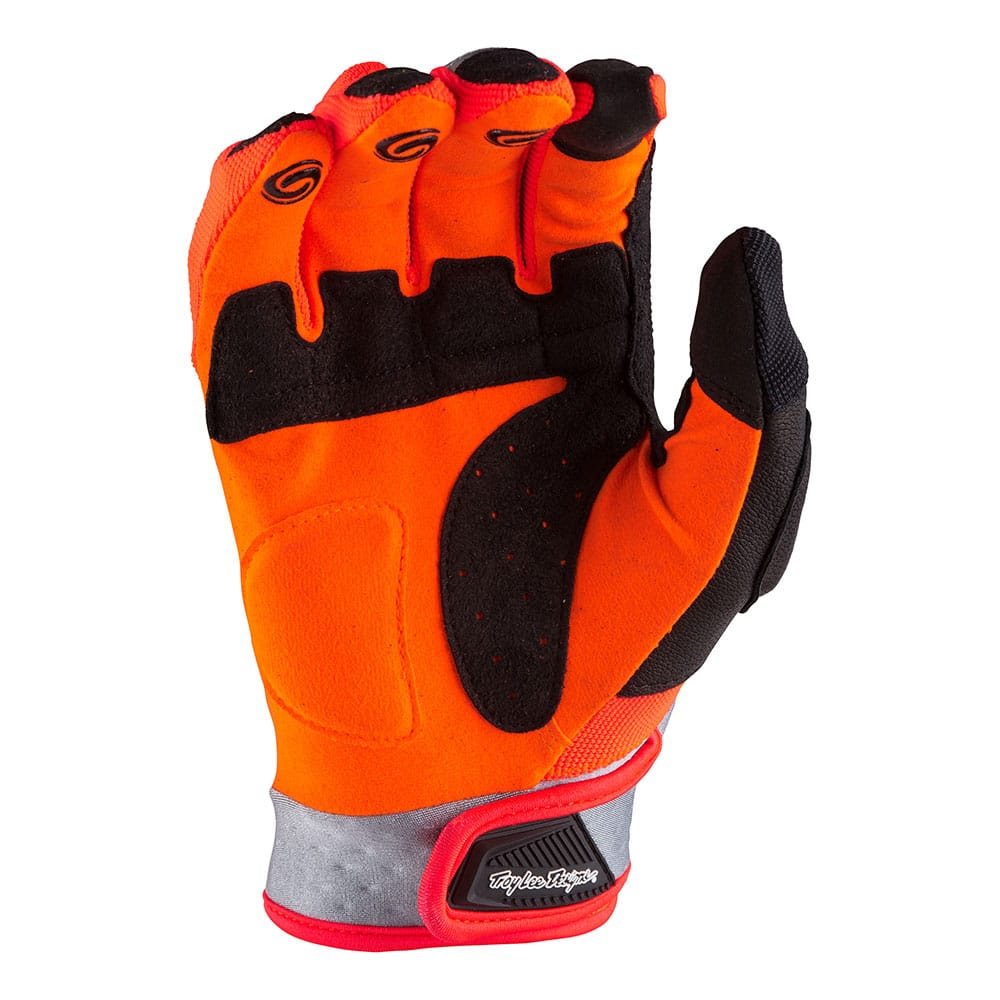 RADIUS GLOVE SOLID ORANGE