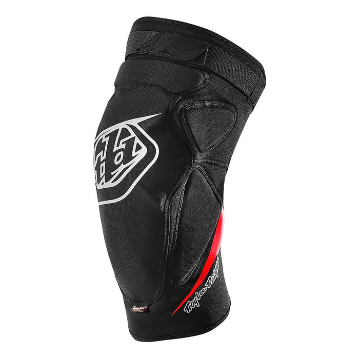 RAID KNEE GUARD SOLID BLACK