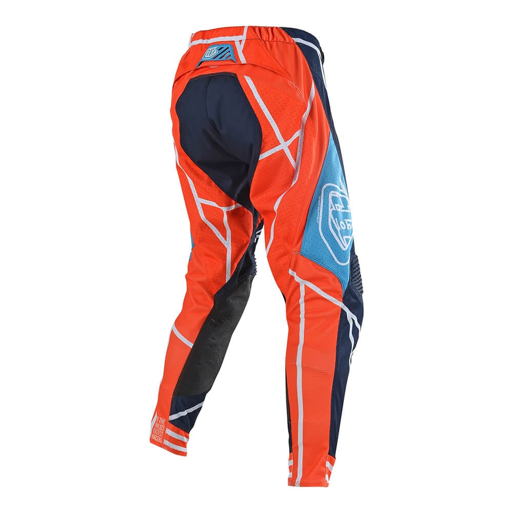 SE AIR PANT METRIC NAVY / ORANGE
