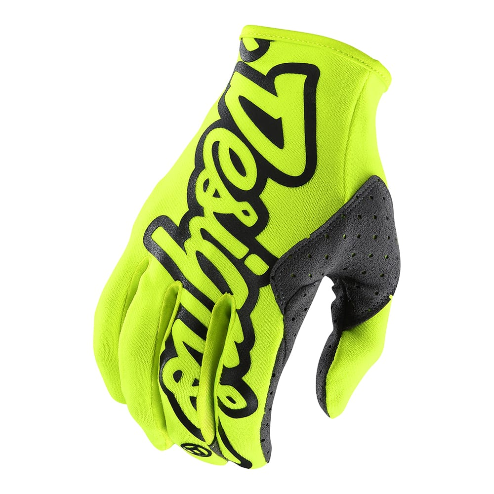 SE GLOVE SOLID FLO YELLOW