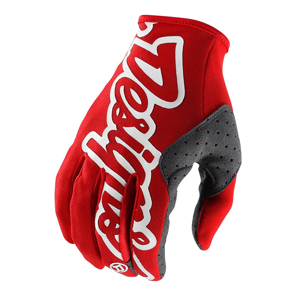 SE GLOVE SOLID RED