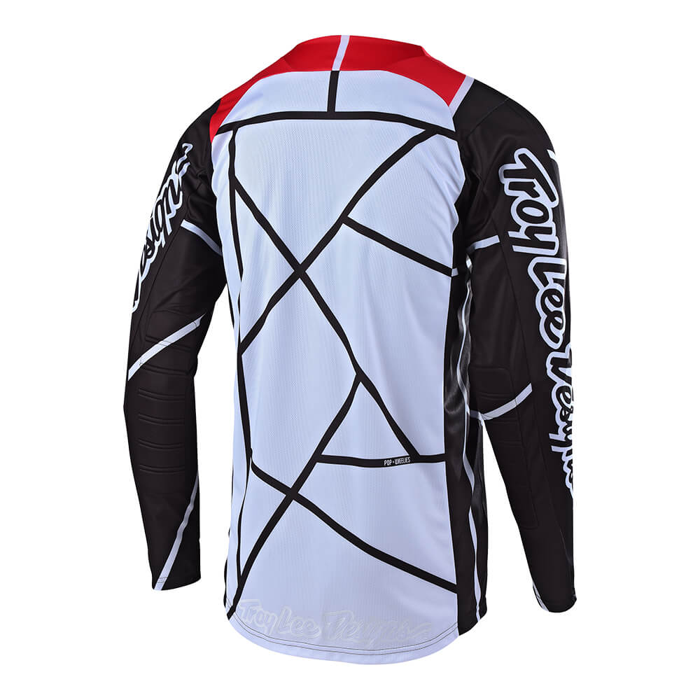SE JERSEY METRIC BLACK / WHITE