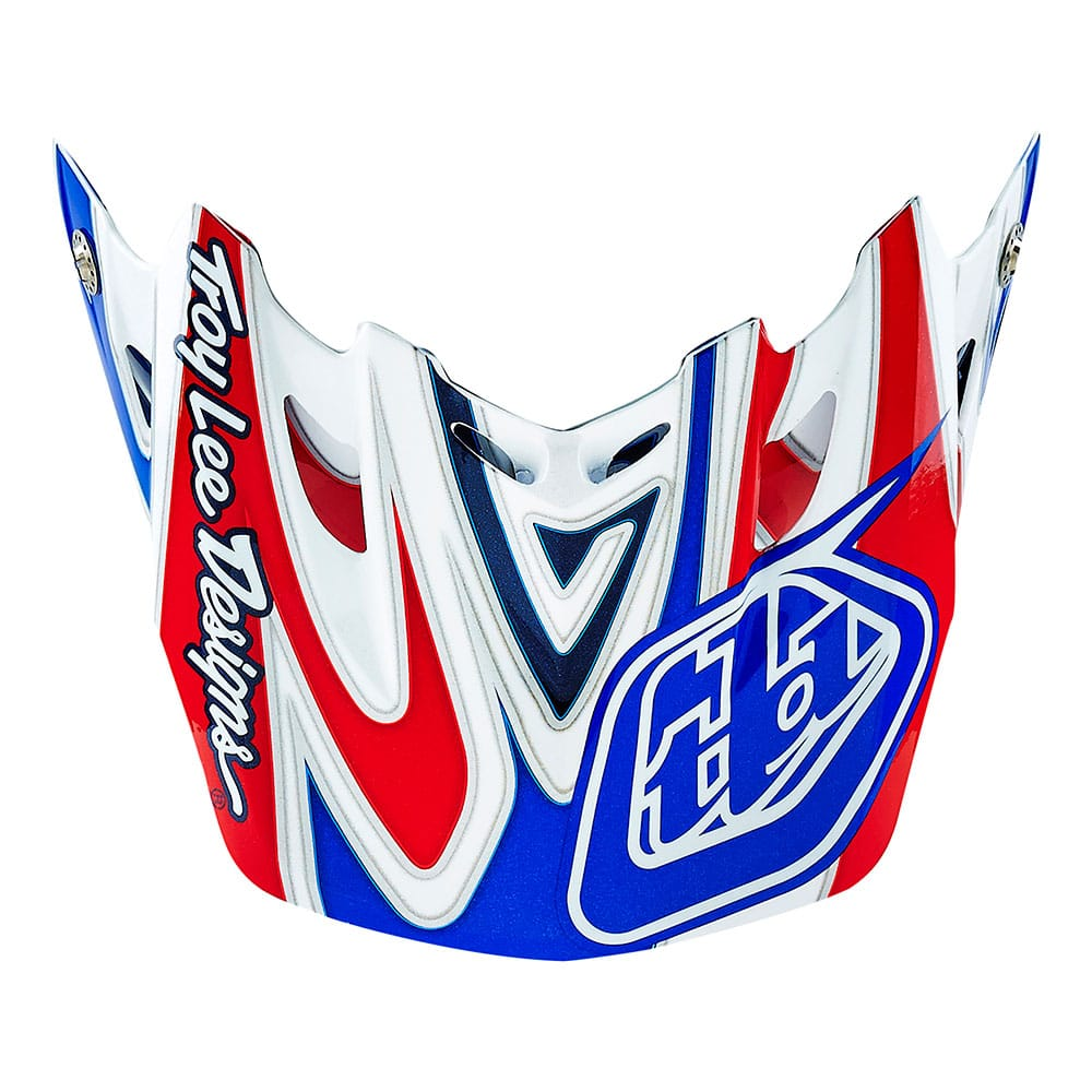 SE3 VISOR REFLECTION WHITE