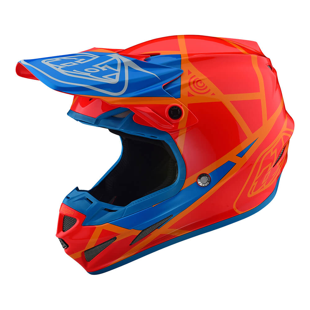 SE4 COMPOSITE HELMET W/MIPS METRIC HONEY ORANGE