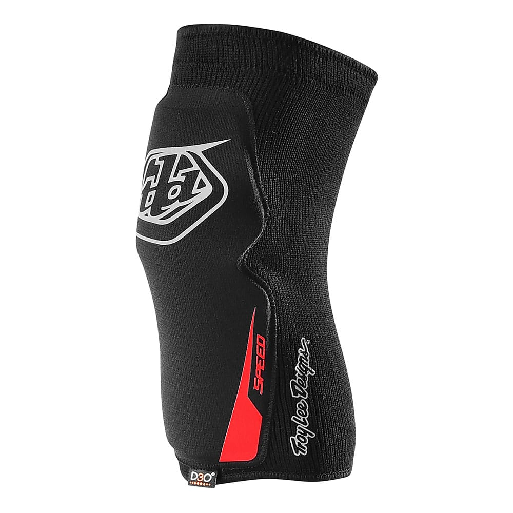 YOUTH SPEED KNEE SLEEVE SOLID BLACK