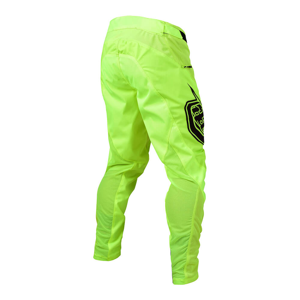SPRINT PANT SOLID FLO YELLOW