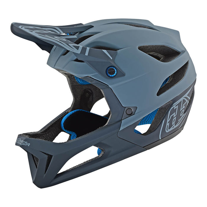 STAGE HELMET W/MIPS STEALTH GRAY