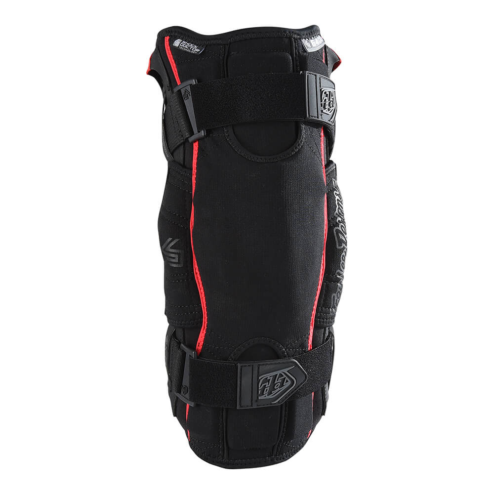 6400 KNEE BRACE SOLID BLACK
