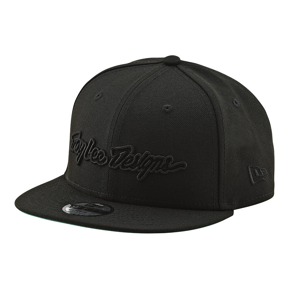 YOUTH SNAPBACK HAT CLASSIC SIGNATURE BLACK