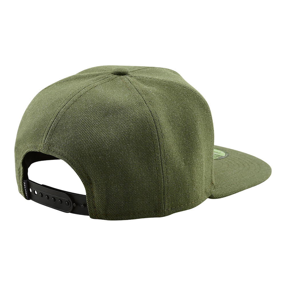 SNAPBACK HAT RACE CAMO HEATHER ARMY