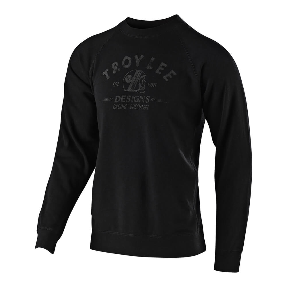 PULLOVER RACING SPECIALIST BLACK