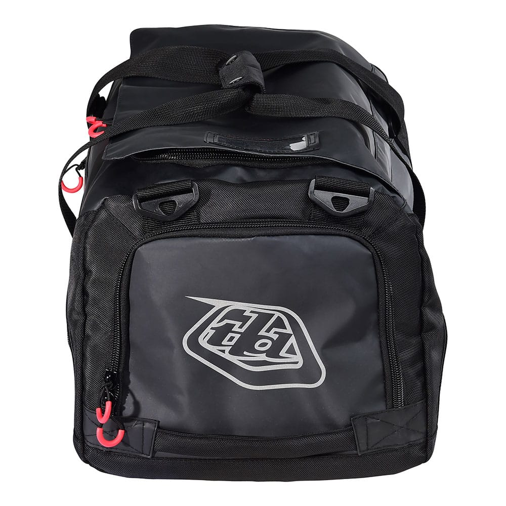 TRANSFER GEAR BAG SOLID BLACK