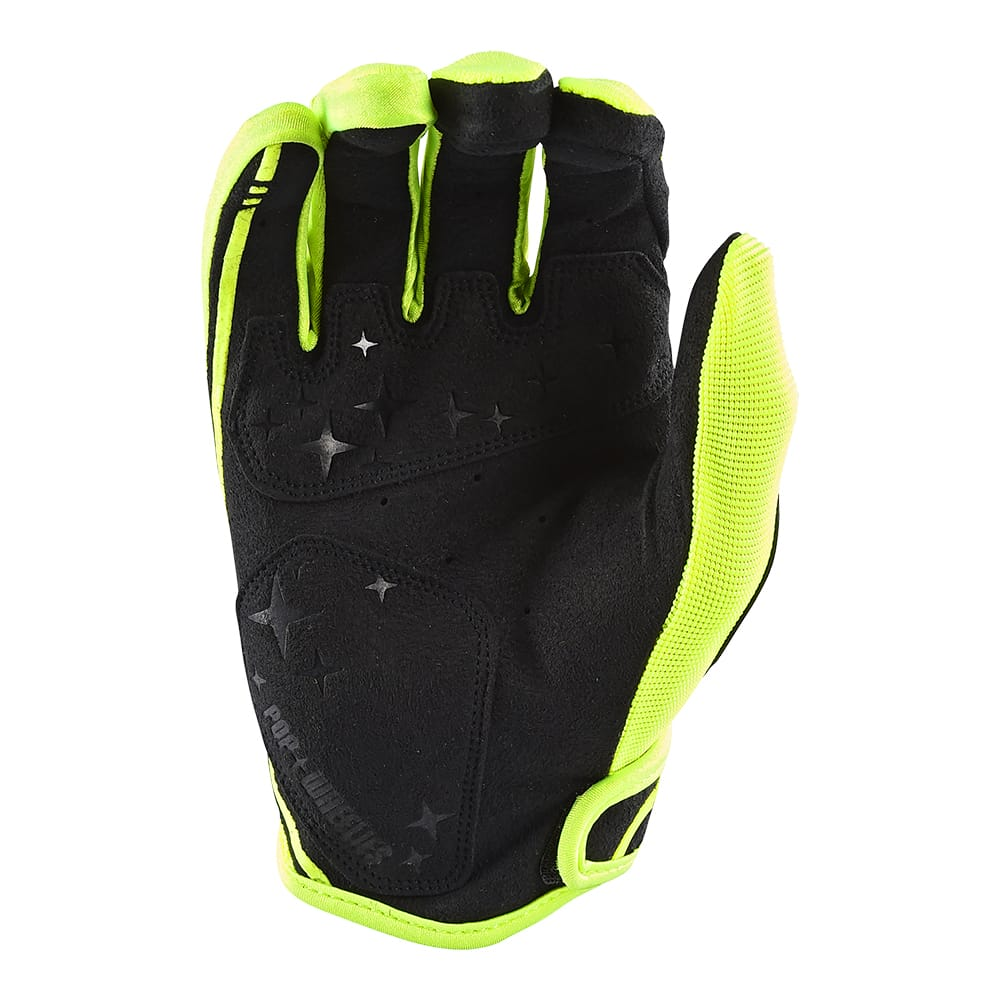 XC GLOVE SOLID FLO YELLOW