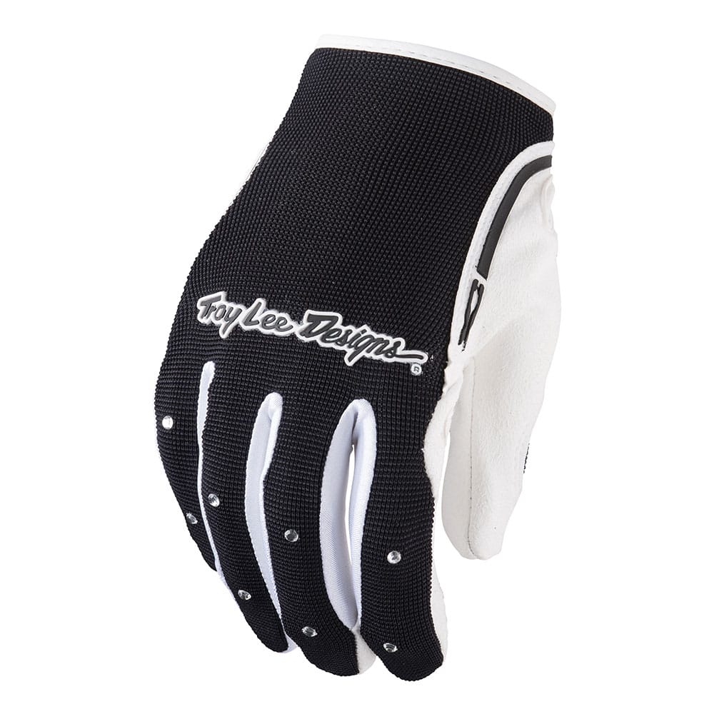 WOMENS XC GLOVE SOLID BLACK