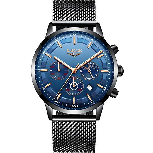Montre d'affaires Chronographe