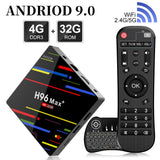 Android 9.0 TV Box,H96 Max+