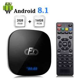 Android TV Box, A95X F1 Android 8.1