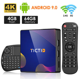 TICTID TV Box