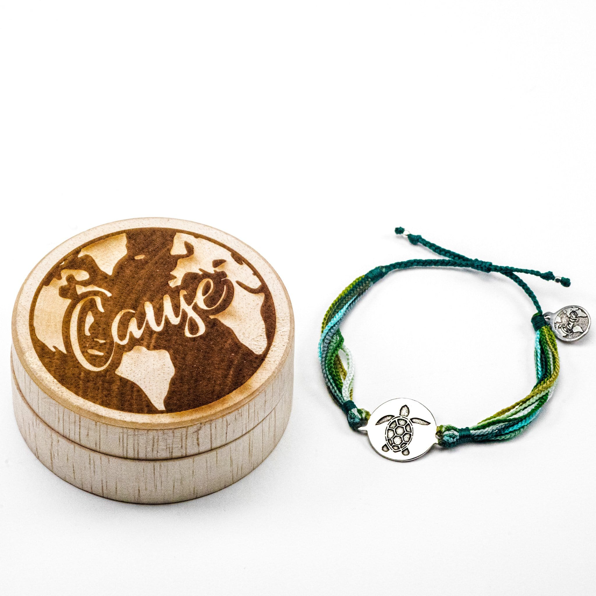 Save Sea Turtles - Cause Bracelet