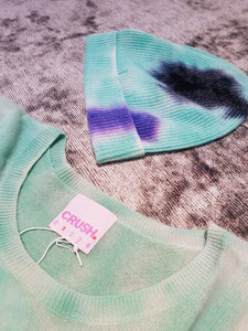 Bonnet CRUSH tie dye