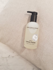 Hand and Body wash MARIE-STELLA MARIS lemon notes 300ml