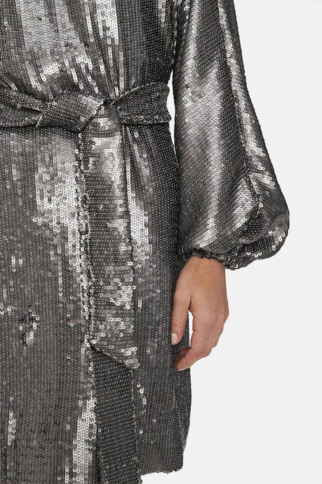 Robe Angie ANINE BING silver