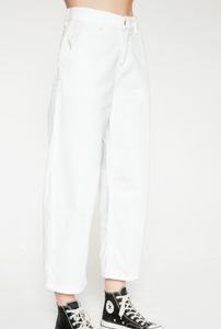Jeans Clifford MARGAUX LONNBERG blanc