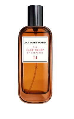 Parfum d'ambiance Surf shop LOLA JAMES HARPER
