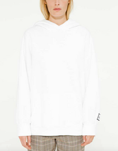 Sweat Parrish MARGAUX LONNBERG blanc