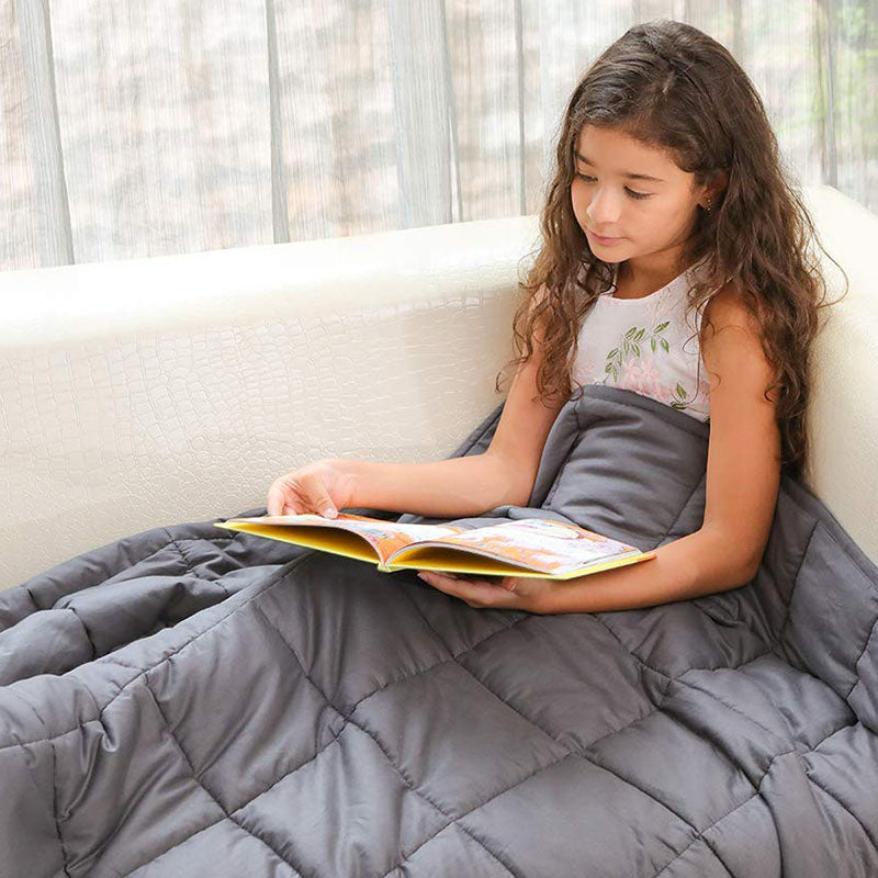 Therapeutic Weighted Blanket for Kids