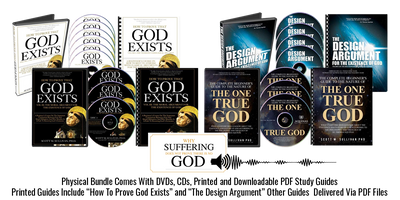 God 101 Bundle:  A Master Class In What Reason Can Say About God