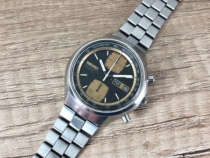 Seiko John Player