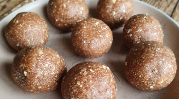 Gingerbread Protein Dynamix Balls